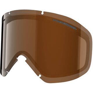Oakley O2 XL Lens, Black Iridium - Wechselscheibe