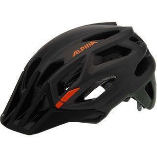 Alpina Garbanzo, black olive orange - Fahrradhelm