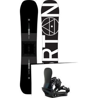 Set: Burton Custom X 2019 +  X-Base (2218308S)