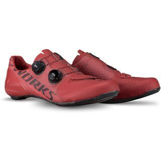 Specialized S-Works 7 Road, crimson - Radschuhe