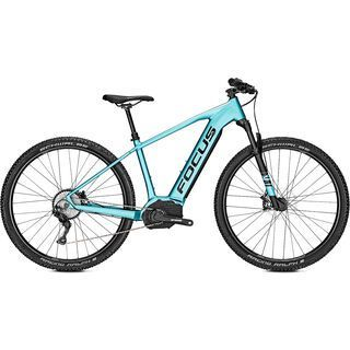 Focus Jarifa² 6.8 - 27.5 2019, blue - E-Bike