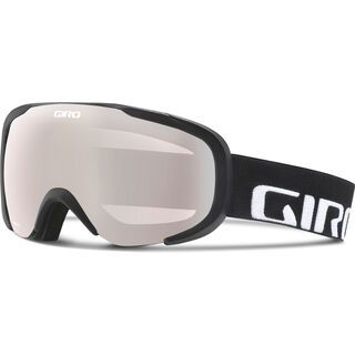 Giro Compass, black wordmark/rose silver - Skibrille