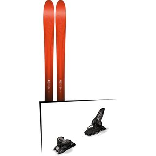 Set: K2 SKI Pinnacle 105 2017 + Marker Griffon 13 ID (1685401)