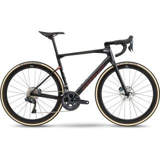BMC Roadmachine 01 Four 2020, carbon red - Rennrad