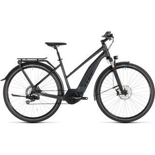 Cube Touring Hybrid SL 500 Trapeze 2019, iridium´n´red - E-Bike