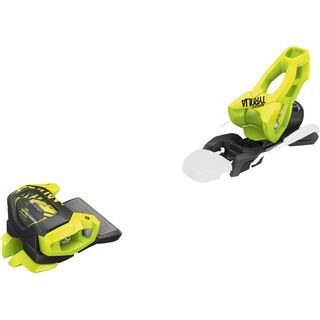 Tyrolia Attack² 11 GW w/o Brake [L], flash yellow - Skibindung