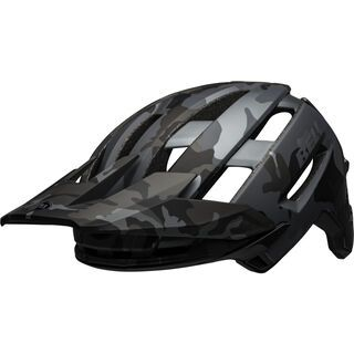 *** 2. Wahl *** Bell Super Air MIPS, gloss black camo - Fahrradhelm | Größe L // 58-62 cm