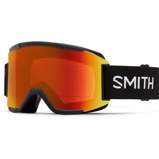 Smith Squad inkl. Wechselscheibe, black/Lens: chromapop everyday - Skibrille