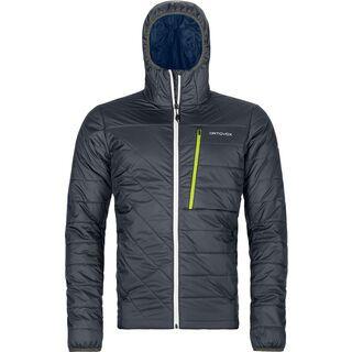 Ortovox Swisswool Piz Bianco Jacket M, black steel - Thermojacke