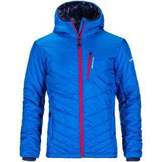 Ortovox Swisswool Jacket Piz Bianco, blue ocean - Skijacke