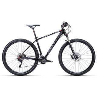 Cube Acid 29 2015, black/grey/red - Mountainbike