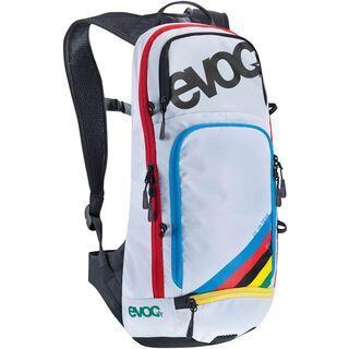 Evoc CC 10l + Hydration Bladder 2l, white - Fahrradrucksack