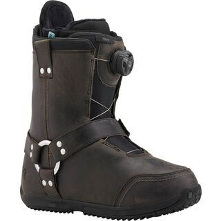 Burton x Frye Harness Boots 2015
