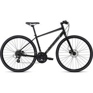 Specialized Vita Disc 2017, black/silver/green - Fitnessbike