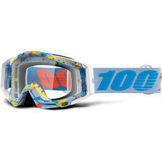 100% Racecraft, hyperloop/ Lens: clear - MX Brille