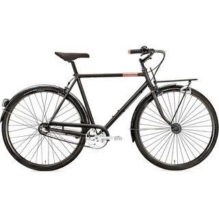 Creme Cycles Caferacer Man Doppio 2020, black copper - Cityrad