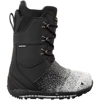 Burton Hail - Restricted, Black/White Fade - Snowboardschuhe