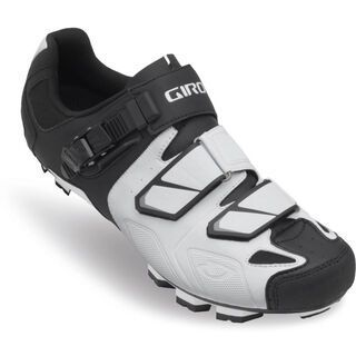 Giro Gauge, white/matte black - MTB Schuhe