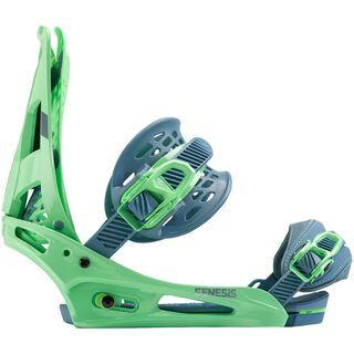 Burton Genesis 2014, Green Machine - Snowboardbindung