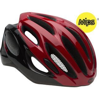Bell Draft MIPS, red black repose - Fahrradhelm