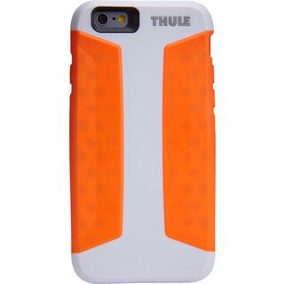 Thule Atmos X3 iPhone 6 Plus/6s Plus Hülle, white/shocking orange - Schutzhülle