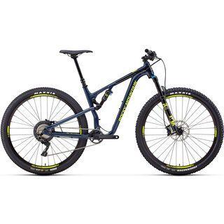 Rocky Mountain Element Alloy 50 2018, blue/acid - Mountainbike