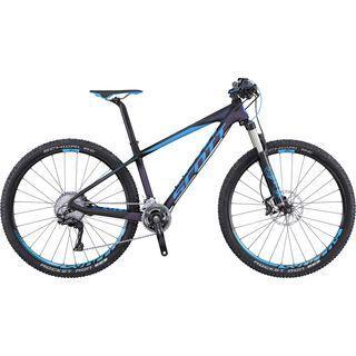 Scott Contessa Scale 700 RC 2016, black/anthracite/blue - Mountainbike