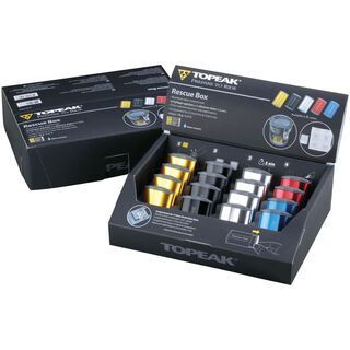 Topeak Rescue Box Counter Display - Flickzeug