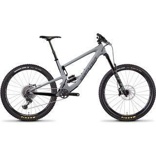 Santa Cruz Bronson CC X01 2019, grey/silver - Mountainbike
