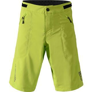 TroyLee Designs Skyline Shorts Shell, lime - Radhose