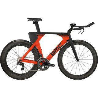 BMC Timemachine 01 One 2018, red black - Triathlonrad