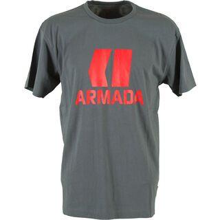 Armada Classic Tee, warm grey - T-Shirt