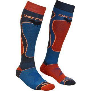 Ortovox Merino Ski Rock'n'Wool Socks M, night blue - Socken