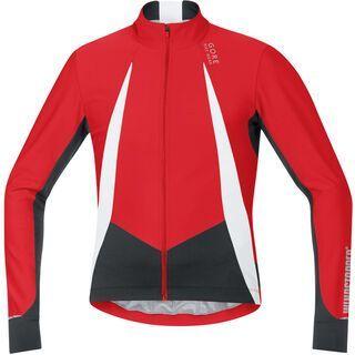 Gore Bike Wear Oxygen Windstopper Trikot lang, red/black