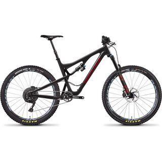 Santa Cruz Bronson C XE 2018, carbon/sriracha - Mountainbike