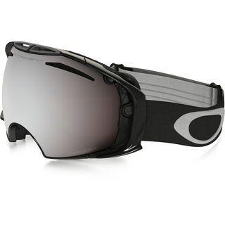 Oakley *** 2. Wahl *** Airbrake Prizm inkl. Wechselscheibe, jet black/Lens: prizm black iridium - Skibrille