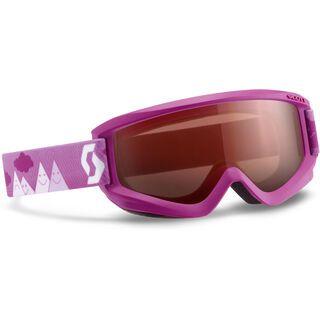 Scott Agent Junior, purple/amplifier - Skibrille