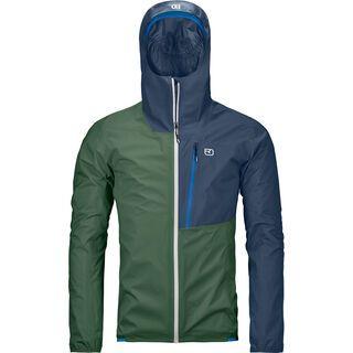 Ortovox 2.5L Civetta Jacket M, green forest - Jacke