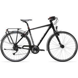 Cannondale Tesoro 1 2014, schwarz - Trekkingrad