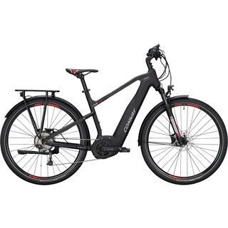 Conway Cairon T 200 Men 500 2020, black/red - E-Bike