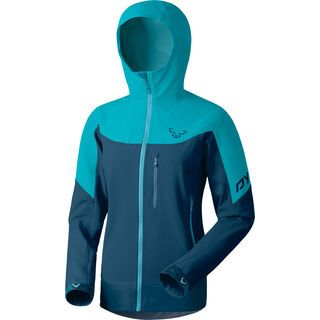Dynafit Mercury Softshell Women Jacket, ocean - Softshelljacke