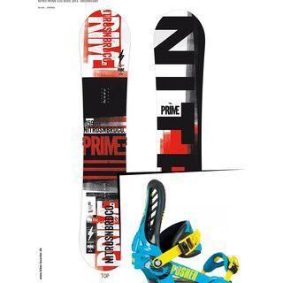 Set: Nitro Prime Gig Wide  +  Pusher (476842S)