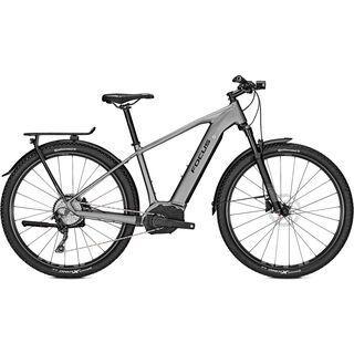 Focus Aventura² 6.8 - 27.5 2019, anthracite - E-Bike