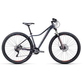 Cube Access WLS SL 29 2015, grey/coral - Mountainbike