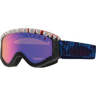 Anon Tracker, Sharktank/Blue Amber - Skibrille