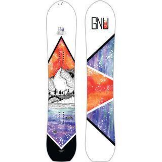 Gnu Klassy 2019 - Snowboard
