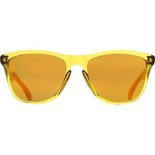 Oakley Frogskins Moto Collection, moto octane/fire iridium - Sonnenbrille