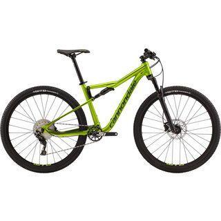 Cannondale Scalpel-Si 6 2019, acid green - Mountainbike