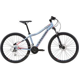 Cannondale Foray 2 2017, blue/black/red - Mountainbike
