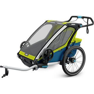 Thule Chariot Sport 2 chartreuse/mykonos 2019